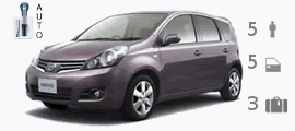 Nissan Note Automatic00