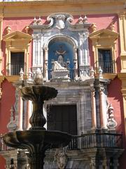 Palacio del Obispo (Next to Malaga's Cathedral)