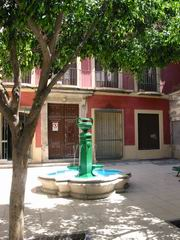 Plaza del Carbon (Malaga center)